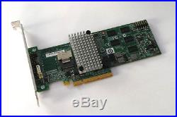 LSI Megaraid SAS 9260-4i 512MB SATA / SAS Controller RAID 6G PCIe x8