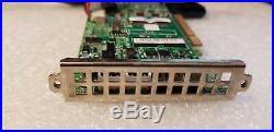 LSI Megaraid SAS 9266-8i SATA / SAS 1GB Controller RAID 5 6G PCIe 2.0 x8