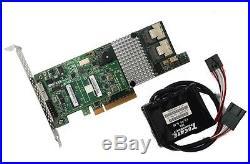 LSI Megaraid SAS 9271-8i SATA / SAS 1GB Controller RAID 5 6G PCIe x8 3.0 LSICVM
