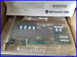 LSI Megaraid SAS 9361-24i SATA / SAS 2GB Controller RAID 12G PCIe x8 3.0 16port