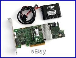 LSI Megaraid SAS 9361-4i SATA / SAS 1GB Controller RAID 12G PCIe x8 3.0 LSICVM02