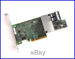LSI Megaraid SAS 9361-8i SATA / SAS 1GB Controller RAID 12G PCIe x8 3.0 Broadcom