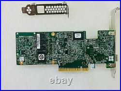 LSI Megaraid SAS 9380-4i4e 8-port 12gb/s Sata+sas PCI-E 3.0 Raid Card