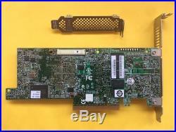 LSI PCI-e 3.0 1GB SATA SAS RAID Controller SAS 9271-8i +CVM01+BBU 00297 US