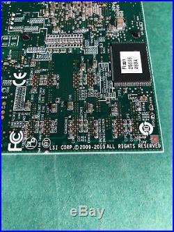 LSI RS2WG160 Intel 16-Port SAS/SATA PCIe 2.0 x8 Internal RAID Controller Card