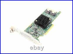 LSI SAS 9217-8i Host Bus Adapter RAID PCI-E SATA/SAS 8-Port 6Gbps 0R76Y4