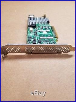 LSI SAS 9271-4i LSI00328 1GB CacheVault PCI-E 3.0 SATA+SAS RAID Card with Battery