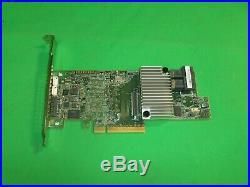 LSI SAS 9361-8i MegaRAID 12Gb/s PCI-E 3.0 SATA + SAS RAID CONTROLLER CARD