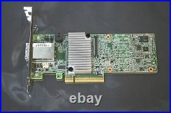 LSI SAS 9380-8e 05-25528-04 12Gb/s 8-Port SAS/SATA PCIe x8 Ext RAID HBA