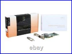 LSI SAS 9380-8e 05-25528-04 12Gb/s 8-Port SAS/SATA PCIe x8 Ext RAID HBA LSI00438
