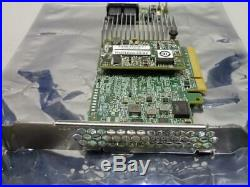 LSI SAS SATA 12GB 8-Port MegaRaid SAS 9361-8i PCIe 3.0 RAID Controller