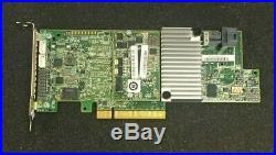 LSI SAS9361-4I MEGARAID 4-PT 12GB/S SAS+SATA PCI-E 3.0 Raid Controller 9361-4i