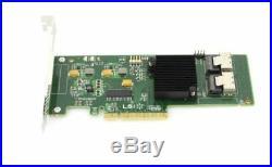 LSI00194 / LSI SAS 9211-8i 8port 6Gb/s SATA and SAS PCIe HBA with Integrated RAID
