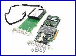 LSI00326 LSI 9270-8i 8-port 6Gbps SAS SATA PCIe RAID Card 1GB with CacheVault