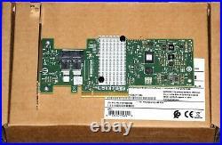 Lenovo ServeRAID M1215 SAS SATA 12Gb/s 8-Port PCI-e 3.0 X8 RAID Controller Card