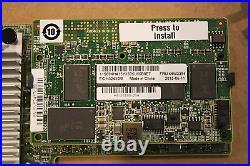 Lenovo ServeRaid M5210 12Gb/s SAS/SATA PCIe RAID with2Gb Flash, BBU & SAS Cable