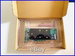 Lenovo ThinkSystem RAID 530-8i PCIe 12Gbps Tri-Mode SAS SATA NVMe HBA