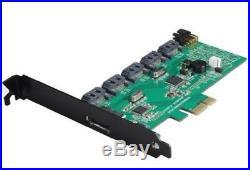 Lian Li 5 port SATA II Raid PCI-E Controller Card Model IB-01