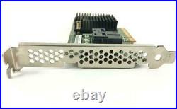 Lot 5 Adaptec ASR-7805 SAS/SATA 6Gb/s 8-Port PCIe Raid Controller 2274100-R