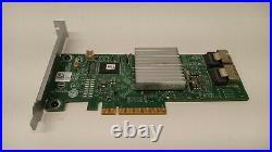 Lot Of 6 Dell Perc H310 Pci-e Sas SATA Raid Storage Controller Cards Hv52w