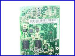 Lot of 10 Adaptec Raid Controller Card 4-PORT 128MB SAS-SATA PCI-E x8 ASR-2405