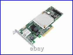 Lot of 100 Dell Adaptec ASR-8405 12Gbps 4-Port SAS SATA Raid Controller TXCMC