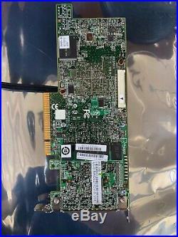 Lot of 5 LSI 9271-8i PCI-E 3.0 8-Port 6Gbps SATA/SAS Raid 1GB cache controller