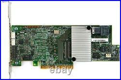 Lsi Logic 12g 4-port Sas/sata 3.0 Raid Controller Pci-e 03-25420-12a 9361-4i