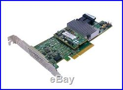 Lsi Megaraid 9361-8i 12gbs 8-port 1gb Ddr3 Sata/sas Pci-e 3.0x8 Raid Controller