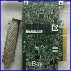 MR SAS 9361-8i LSI 12Gb/s PCI Express SAS+SATA Battery-RAID-Controller LSICVM02