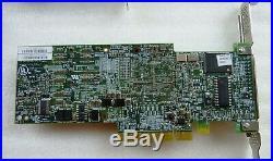 Microsemi Adaptec RAID 12 Gbps PCIe Gen3 SAS/SATA Adapter (FIVE UNITS) UNTESTED