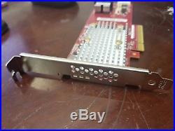 Microsemi SmartRAID 3162-8i/e PCIe 8 Port SAS SATA RAID Controller Card