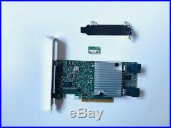 NEC LSI 9362-8i PCI-E 3.0 x8 SATA/SAS 8-Port 12Gb/s +Key RAID Controller US