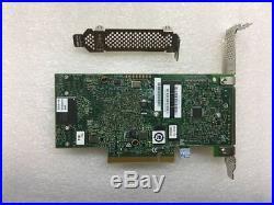 NEC LSI 9362-8i PCI-E 3.0 x8 SATA/SAS 8-Port 12Gb/s RAID Controller =9361-8i