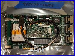 NEW 3ware LSI 9650SE-24M8 PCI Express x 8 SATA-2 RAID-6 Controller with BBU NEW