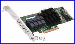 NEW Adaptec ASR-71605 16-Port 6Gb/s SAS SATA PCIe RAID Controller 2274400-R