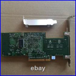 NEW Dell PERC H200 6Gb PCI-e SAS SATA 8-Port Raid Controller From US Ship