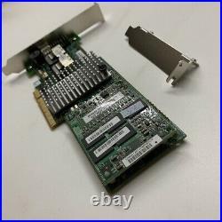 NEW Intel RAID 8 port 1GB cache PCI-E 2.0 Controller Card RS25DB080 with BBU09