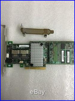 NEW LSI00277 LSI MegaRAID 9265-8i 1GB SAS/SATA PCIE 2.0 Controller raid card