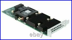 New Dell PERC H730P XYHWN 12Gb/s 8-Port 2GB NV Cache PCIe RAID Controller Card