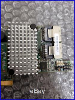 New LSI 9271-8i MegaRAID PCI-e 3.0 x8 1GB SATA SAS RAID Controller US Ship