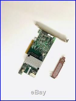 New LSI MegaRAID PCI-e 3.0 x8 1GB SATA SAS RAID Controller SAS 9271-4i US seller