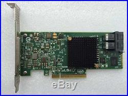 OEM LSI SAS3008-8i 9311-8i 12Gbps 8 Ports HBA PCI-E 3.0 SATA SAS RAID Controller