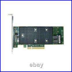 Open Box Intel Tri-Mode PCIe/SAS/SATA Entry-Level RAID Adapter 8 Internal Ports