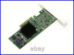PCIe 3.0 SAS + SATA 12GB 8 PORTS INTERNES RAID 0 1 1E 10 OEM SAS 3008