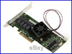 PCIe 3.0 SAS SATA 6GB 16 Ports ADAPTEC 71605 Raid 0 1 5 6 10 50 60 1E Cache 1G