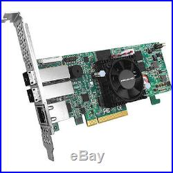 Proavio proa-AC-1883x 8-Port 12 Gb/s PCIe 3.0 SAS/SATA RAID Controller EB800MSV2