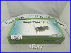 Promise STEX16650B PCI Express x8 16-Port SAS/SATA RAID Controller 512MB ZZ
