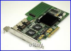 Promise Super Trak EX12350 EX 12350 SATA RAID Controller 300 MB/s PCIe + Zub NEU