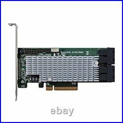 ROCKETRAID 3740A RAID HBA 12G PCIE 3.0 X8 SAS/SATA RAID 5/6. Huge Saving